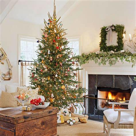 kamin idee weihnachtsdeko