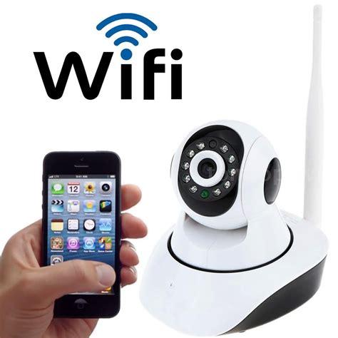 camaras wifi ip camera ip hd wifi 720p hardfast mercadolivre caixa