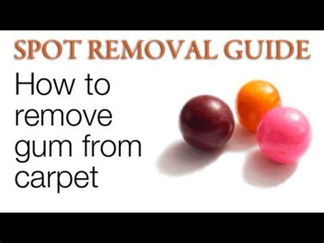 how to remove gum from rug ga pooler ga 31322 quot how to remove gum for your carpets quot