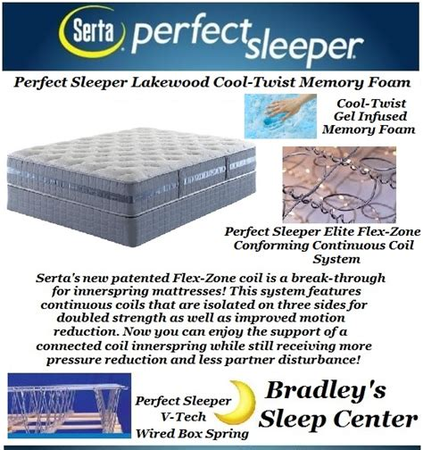 Serta Sleeper Lakewood by Salt Lake Mattress