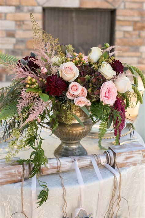 rustic elegant blush  red wedding ideas   detail