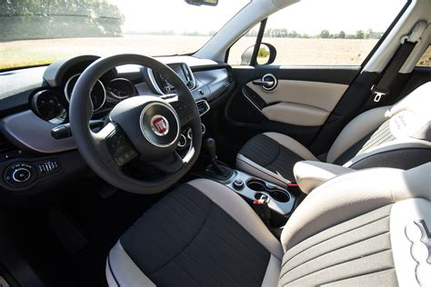 Fiat 500x Interior by 2016 Fiat 500x Lounge Interior Fiat Chrysler Authority