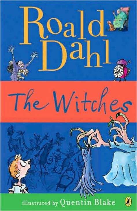 is a witch books the book patch the witches by roald dahl