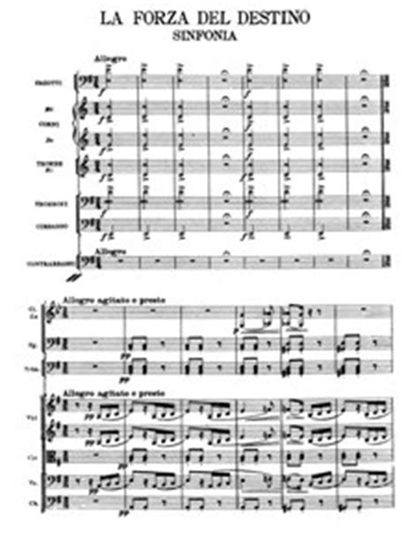 la vergine degli angeli testo la forza destino by g verdi sheet on musicaneo