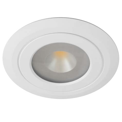 led diva 2 spot 3000k warm white 60 176 24v 4w white mr
