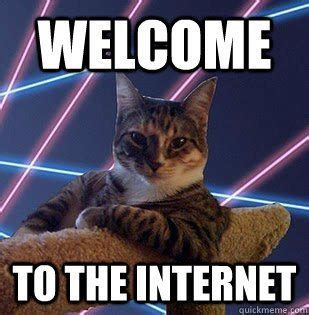 Internet Meme Cat - welcome we ve arrived tech altar
