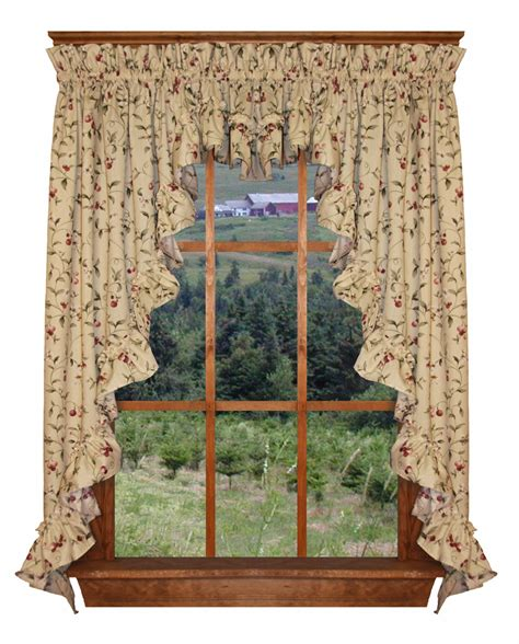 kitchen curtain swags kitchen curtain swags kitchen and decor