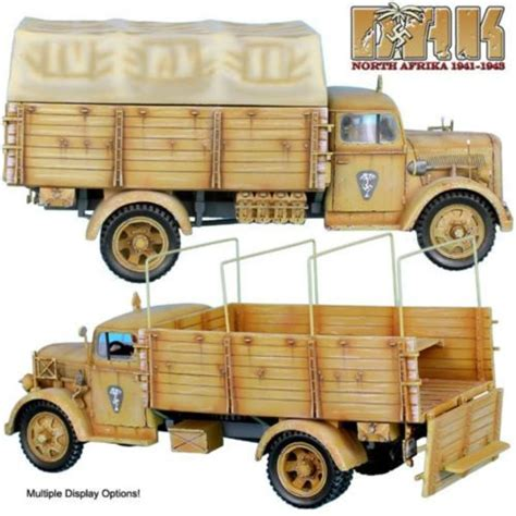 german opel blitz truck world war ii german afrika korps dak011 opel blitz truck