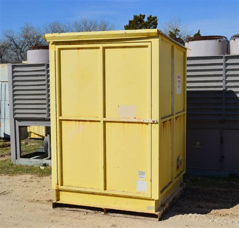 Shields Sheds by Shields Walk In Flammable Liquid Storage Cabinet Shed 64 Quot W X 67 Quot D X 96 Quot H Outdoor Ebay