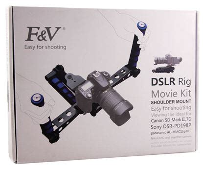 Jc02 Fv Dslr Rig Support elgeo