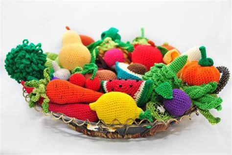 patrones de frutas tejidas a mano frutas y vegetales amigurumi patrones gratis