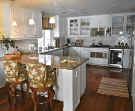 Kitchen With Island And Peninsula Island Vs Peninsula Which Kitchen Layout Serves You Best Designed W Carla Aston