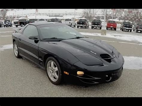 2002 pontiac firebird trans am ws6 p10425c youtube
