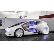 人工知能で人を理解し「成長」する自動車の将来像「コンセプト 愛i」をトヨタがCES 2017で発表  GIGAZINE