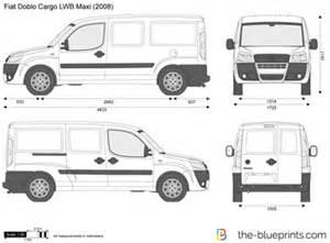 Fiat Doblo Load Length Fiat Doblo Cargo 2006 Dimensions