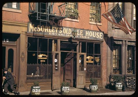 color house nyc podcast mcsorley s old ale house the bowery boys new
