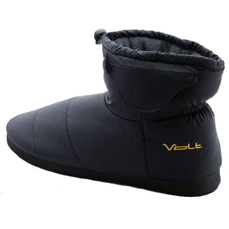 heated mens slippers heated slippers booties mens battery warmers