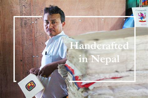 Handcraft Workshop - look at handcraft nepal paper workshop earthbeats
