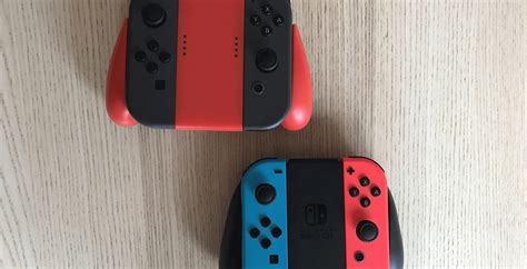 Nintendo Switch Con Grip powera nintendo switch con comfort grip review a