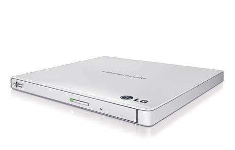 Lg Gp65 External Dvd Rw lg gp65nw60 dvd writer retail pack white by office depot officemax