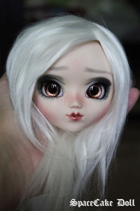 doll commissions spacecake doll 176 commissions make up pullip bjd
