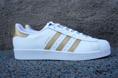 White Gold Superstar adidas superstar white gold is back soleracks
