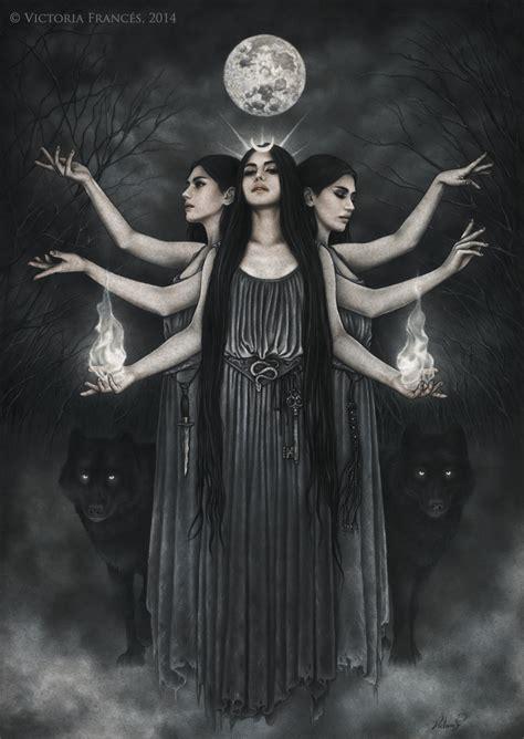 Goddess Of hecate
