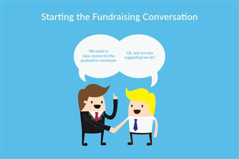 how to start a conversation when your 60 years old school fundraisers 104 starting the conversation