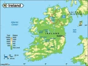 Ireland World Map by Explore The World 3ireland Samantha H Amp Michaela K