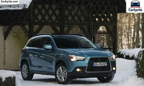 Mitsubishi Asx 2017 Prices And Specifications In Uae Car