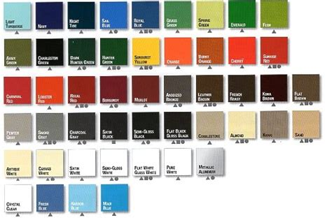 rustoleum paint color chart custom rustoleum colors kits paint hybridz ayucar