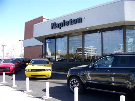 Jeep Dealer Lansing Napleton S River Oaks Chrysler Jeep Dodge Lansing Il