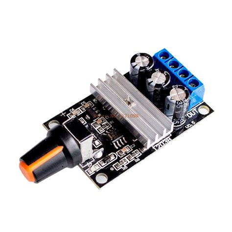 Pwm Dc 6 V 12 V 24 V 28 V 3a Motor Speed pwm dc 6v 12v 24v 28v 3a motor speed new switch controller 1203b in integrated circuits
