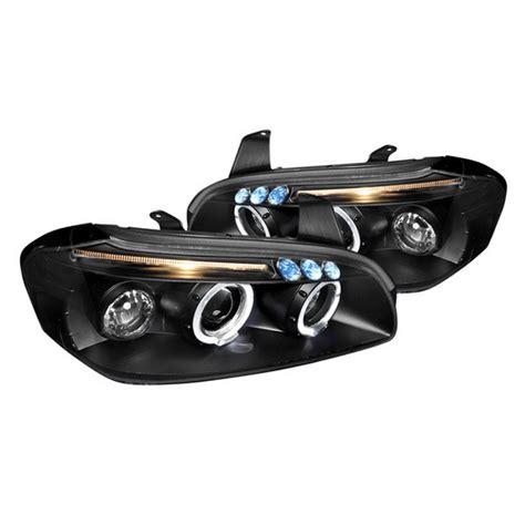 2000 nissan maxima headlight 2000 2001 nissan maxima black housing projecotr headlights