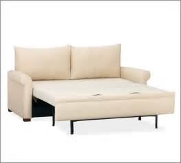 Sofa Bed Sleeper Pb Deluxe Sleeper Sofa Contemporary Sleeper Sofas By Pottery Barn
