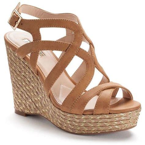 Wedges Ad 24 25 b 228 sta wedge heels id 233 erna p 229 skor med