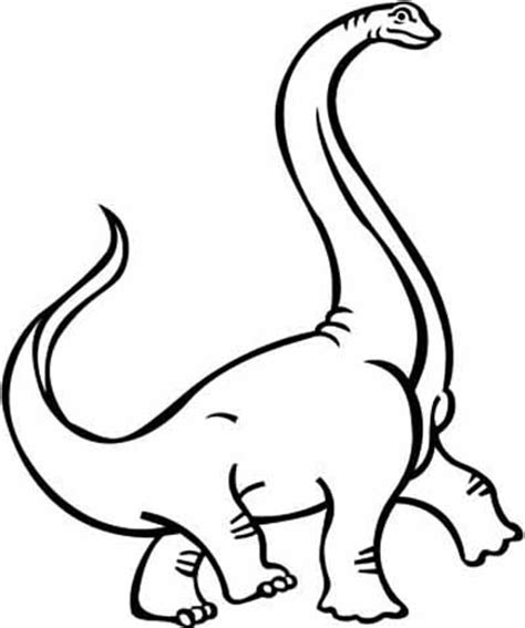 dinosaur line drawing cliparts co