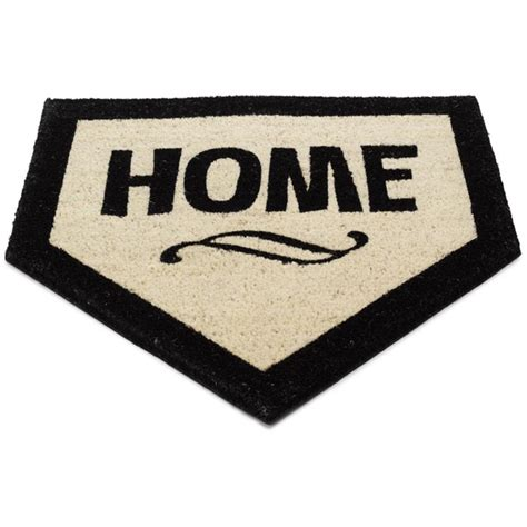 home plate home plate mat the green head