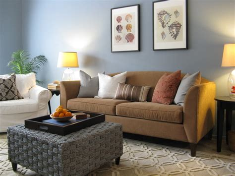 Living Room Colour Palette by Coastal Color Scheme Eclectic Living Room Los