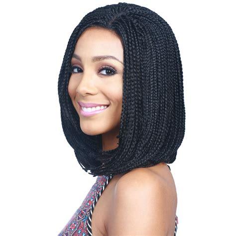 boxbraid wig bobbi boss lace front wig mlf 25 box braid bob 16 lace