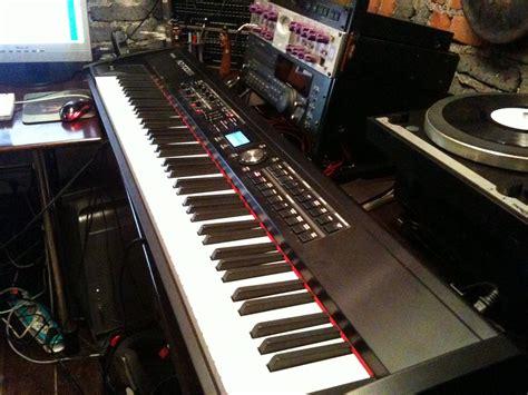 Keyboard Roland Rd 700gx roland rd 700gx image 178296 audiofanzine