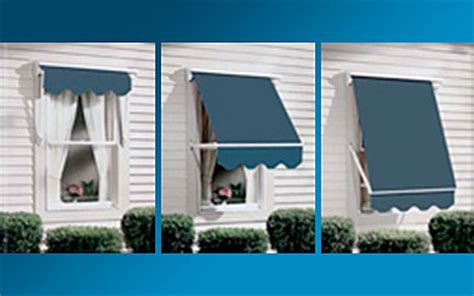 Exterior Window Canopy Retractable Window Awnings Awnings For Windows