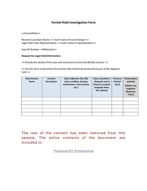 1000 Images About Records Management Toolkit On Pinterest Facebook Project Management Litigation Checklist Template