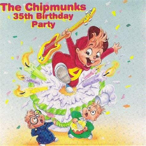 cartoon themes cd alvin and the chipmunks quot we re the chipmunks quot cartoon