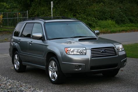 subaru forester 2007 review 2007 forester gallery
