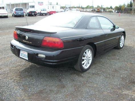 1997 chrysler sebring coupe 1997 chrysler sebring lxi coupe