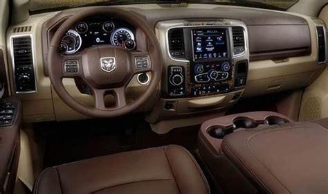 dodge ram longhorn interior 2018 ram 3500 laramie longhorn review trucks reviews