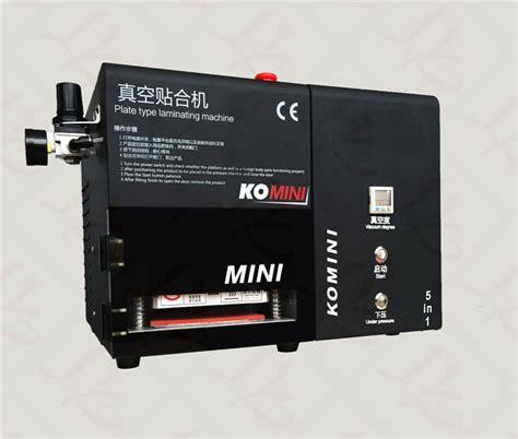 Vacum Penyok Mini Vacum Lcd Pdr Tools ly 889 ko mini lcd vacuum laminating machine with built in remover for max 7 inch screen