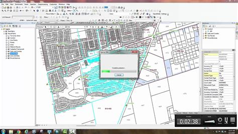 qgis tutorial parcel editing arcgis parcel fabric editing 11 export and append