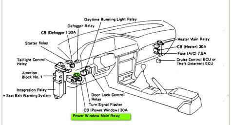 toyota rav4 side mirror wiring diagram 2000 honda odyssey